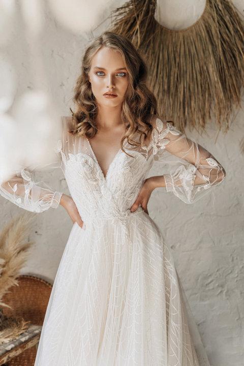 Свадебное платье Martina, Коллекция Laurette, Anne-Mariée