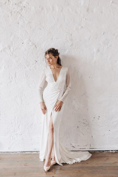 Свадебное платье Murel, Коллекция Laurette, Anne-Mariée