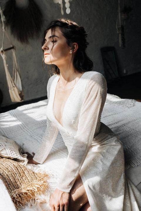 Свадебное платье Мурэль, Коллекция Laurette, Anne-Mariée