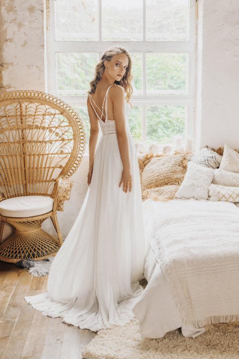 Свадебное платье Numa, Коллекция Laurette, Anne-Mariée