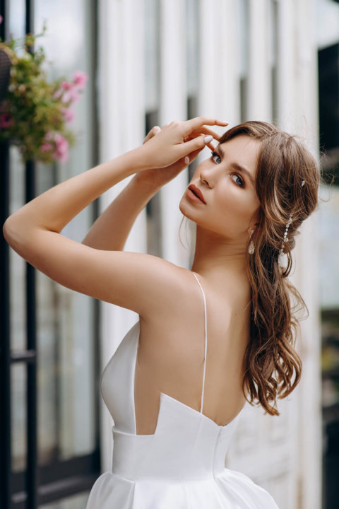 Свадебное платье Рэйн, Коллекция Laurette, Anne-Mariée