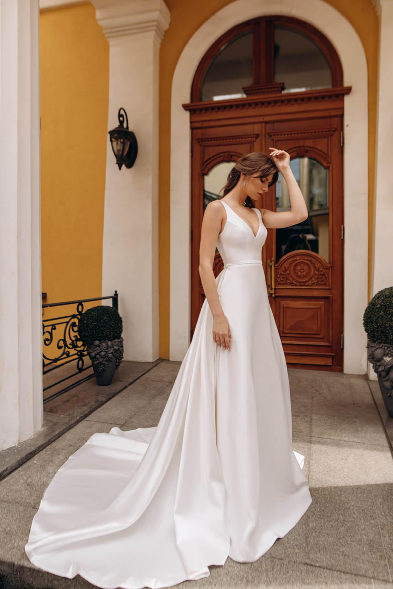 Свадебное платье Simona, Коллекция Laurette, Anne-Mariée