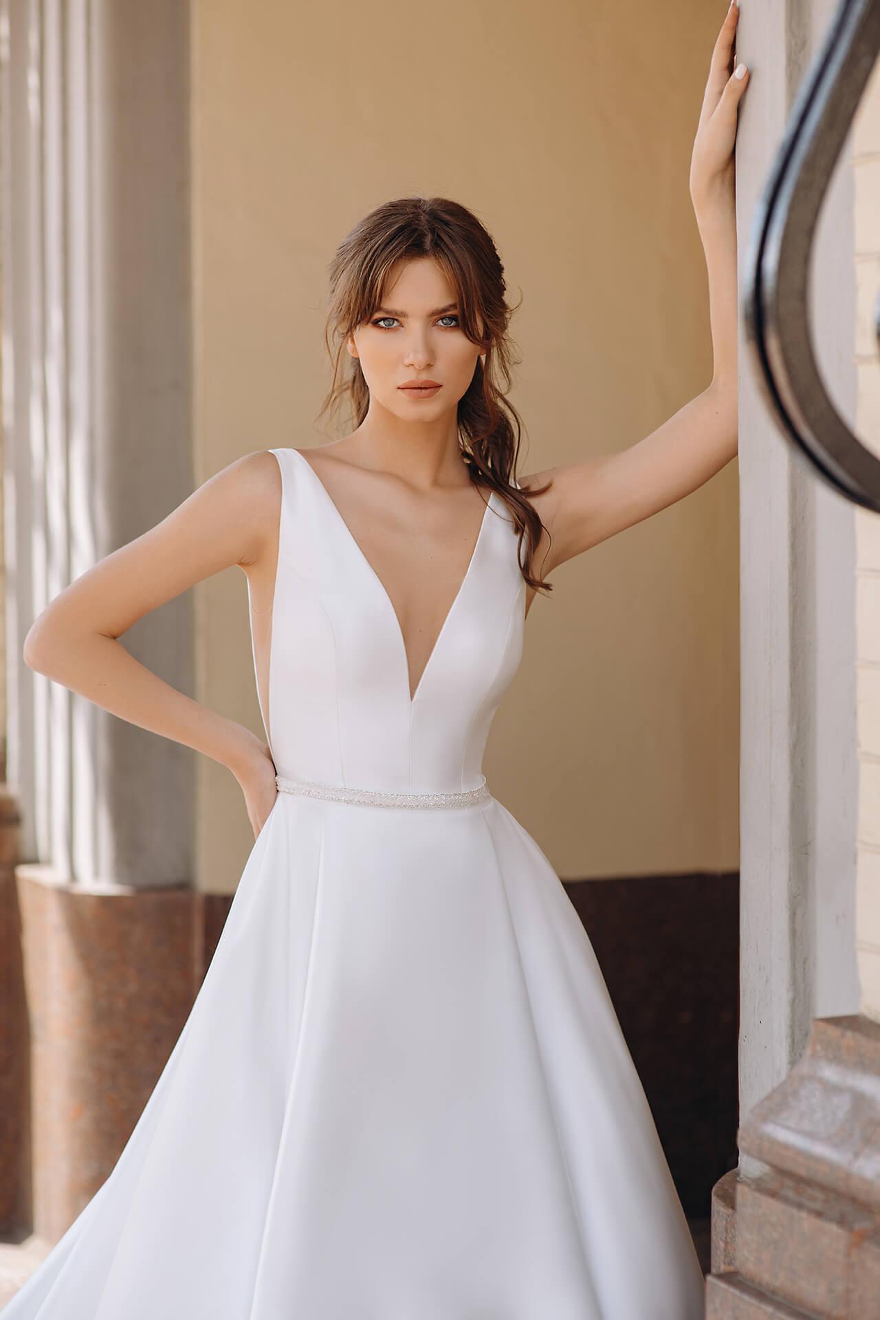 Свадебное платье Tiffany, Коллекция Laurette, Anne-Mariée