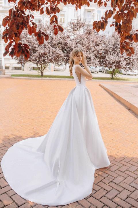 Свадебное платье Тиффани, Коллекция Laurette, Anne-Mariée