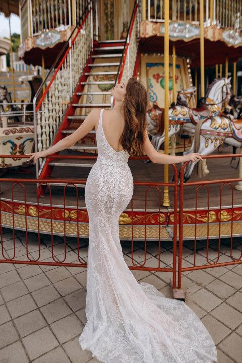Свадебное платье Ting, Коллекция Laurette, Anne-Mariée