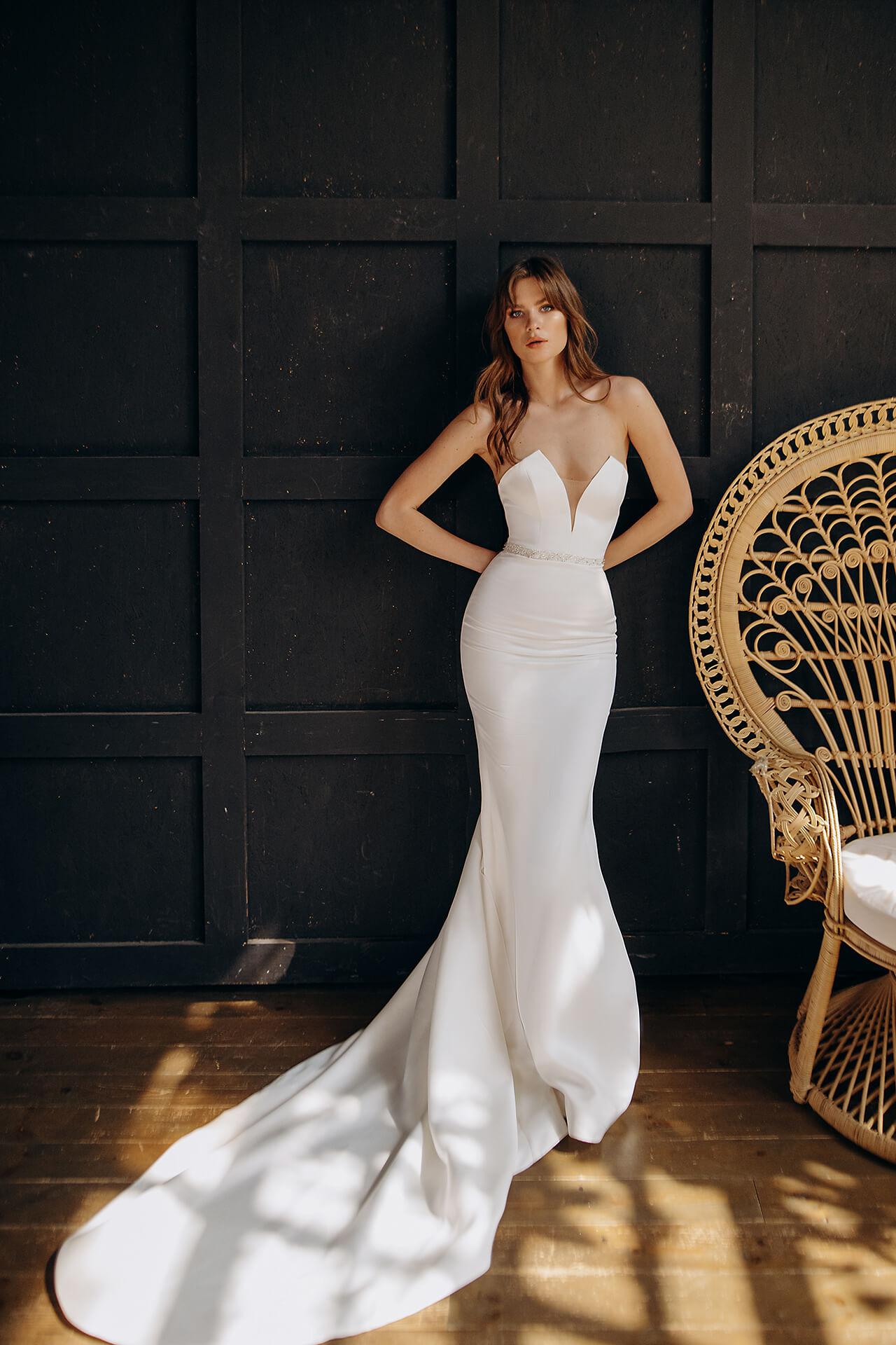 Свадебное платье Udin, Коллекция Laurette, Anne-Mariée