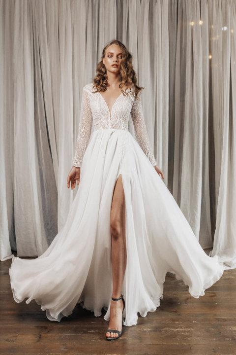 Свадебное платье Юлали, Коллекция Laurette, Anne-Mariée