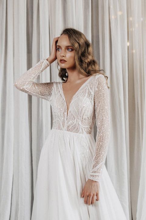 Свадебное платье Ulali, Коллекция Laurette, Anne-Mariée
