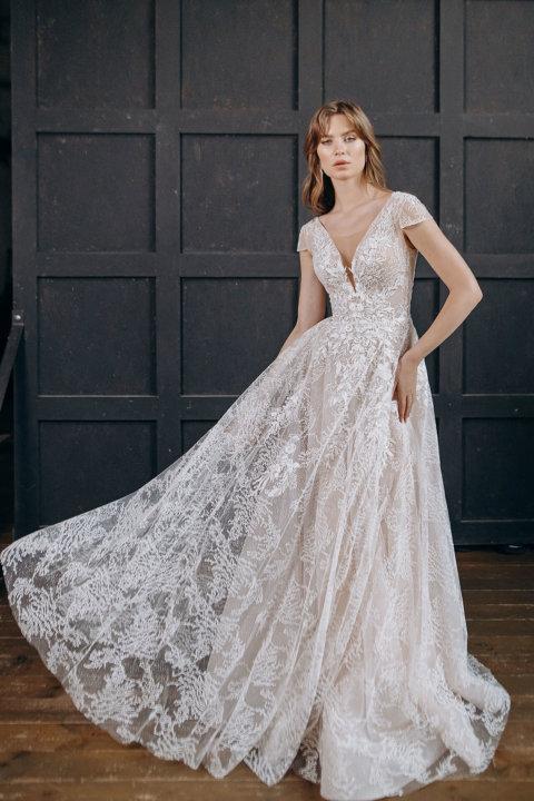 Свадебное платье Ustin, Коллекция Laurette, Anne-Mariée