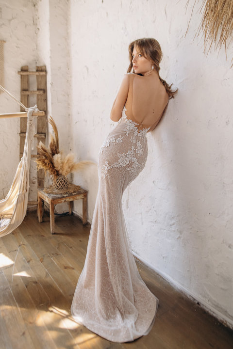 Свадебное платье Ванеса, Коллекция Laurette, Anne-Mariée