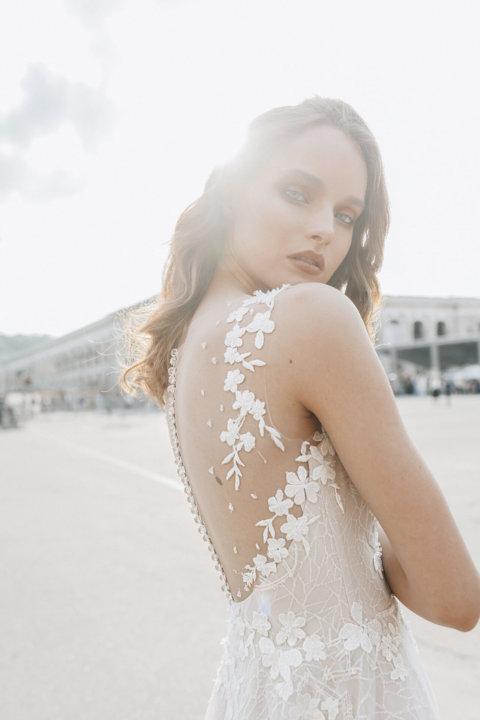 Свадебное платье Volane, Коллекция Laurette, Anne-Mariée