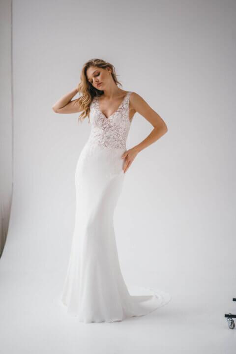 Свадебное платье Brooke, Коллекция Amaryllis 20/21, Anne-Mariée