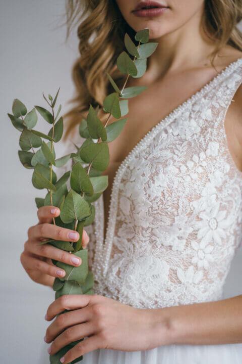 Свадебное платье Chelsey, Коллекция Amaryllis 20/21, Anne-Mariée
