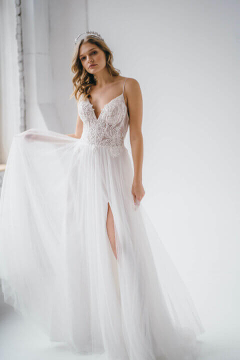 Свадебное платье Eos, Коллекция Amaryllis 20/21, Anne-Mariée