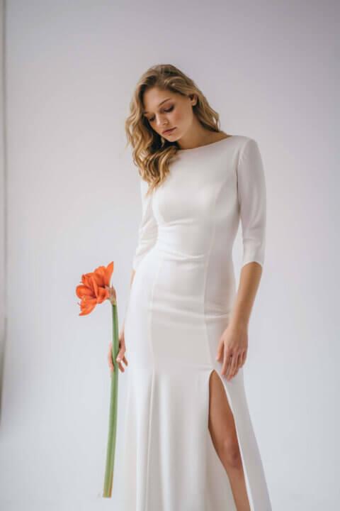 Свадебное платье Hanna, Коллекция Amaryllis 20/21, Anne-Mariée