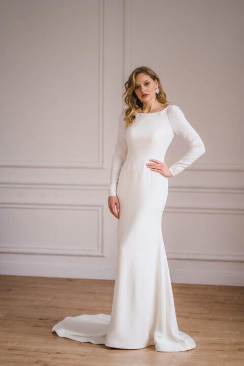 Свадебное платье Kelly, Коллекция Amaryllis 20/21, Anne-Mariée
