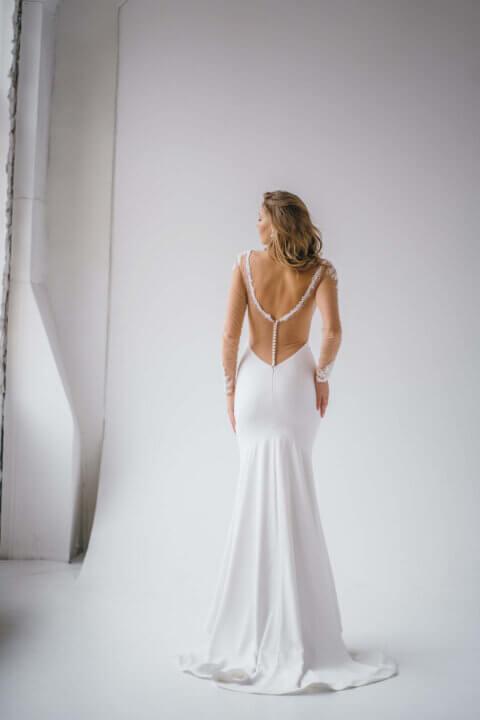 Свадебное платье Megan, Коллекция Amaryllis 20/21, Anne-Mariée