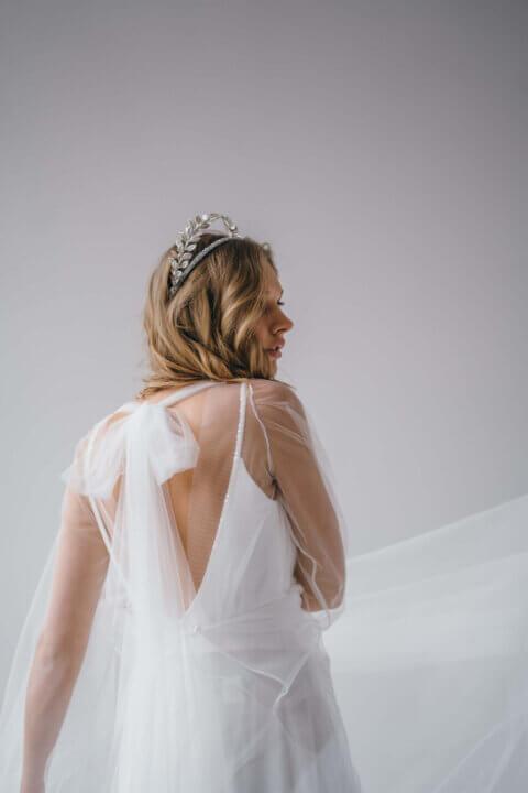 Свадебное платье Sherry, Коллекция Amaryllis 20/21, Anne-Mariée
