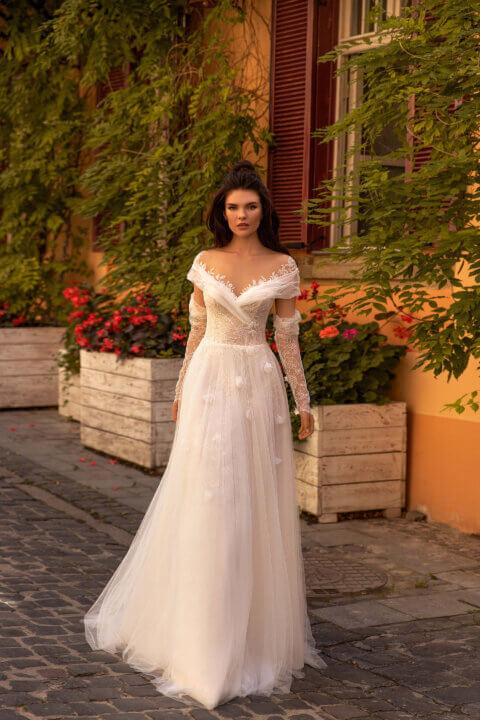 Свадебное платье Ариа, Коллекция Marcella, Anne-Mariée