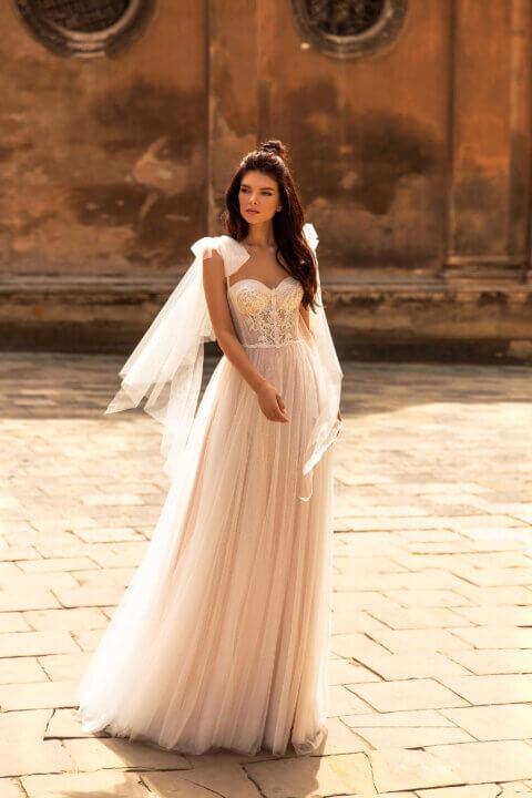 Свадебное платье Эделина, Коллекция Marcella, Anne-Mariée