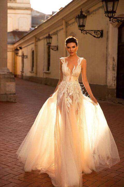Свадебное платье Летисия, Коллекция Marcella, Anne-Mariée