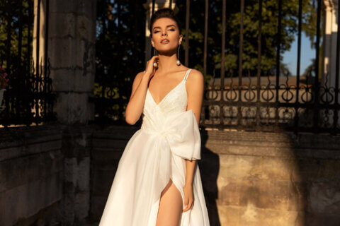 Свадебное платье Марсель, Коллекция Marcella, Anne-Mariée