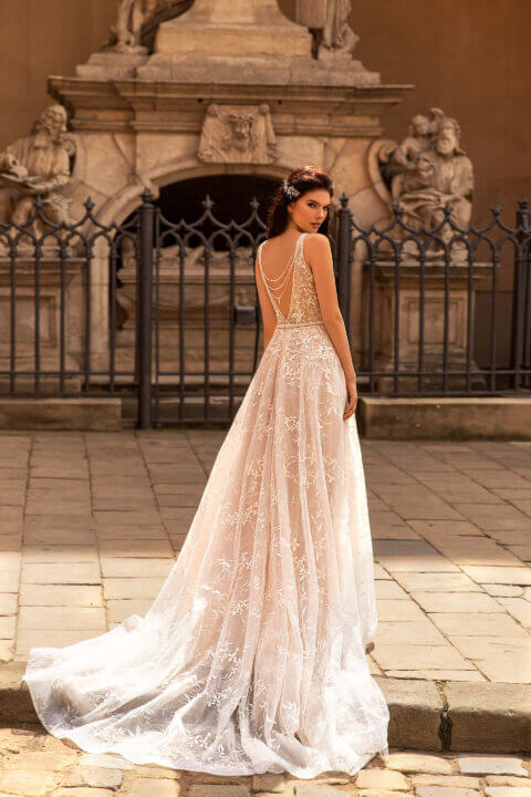 Свадебное платье Мариотта, Коллекция Marcella, Anne-Mariée