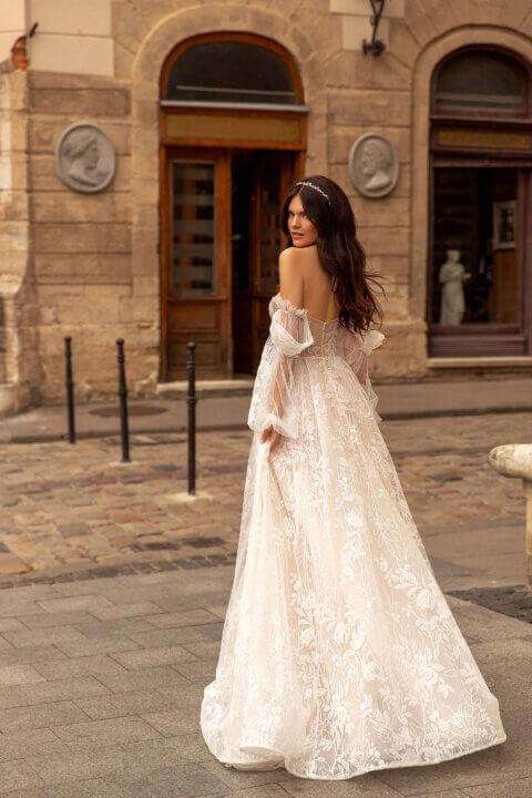 Свадебное платье Mariz, Коллекция Marcella, Anne-Mariée