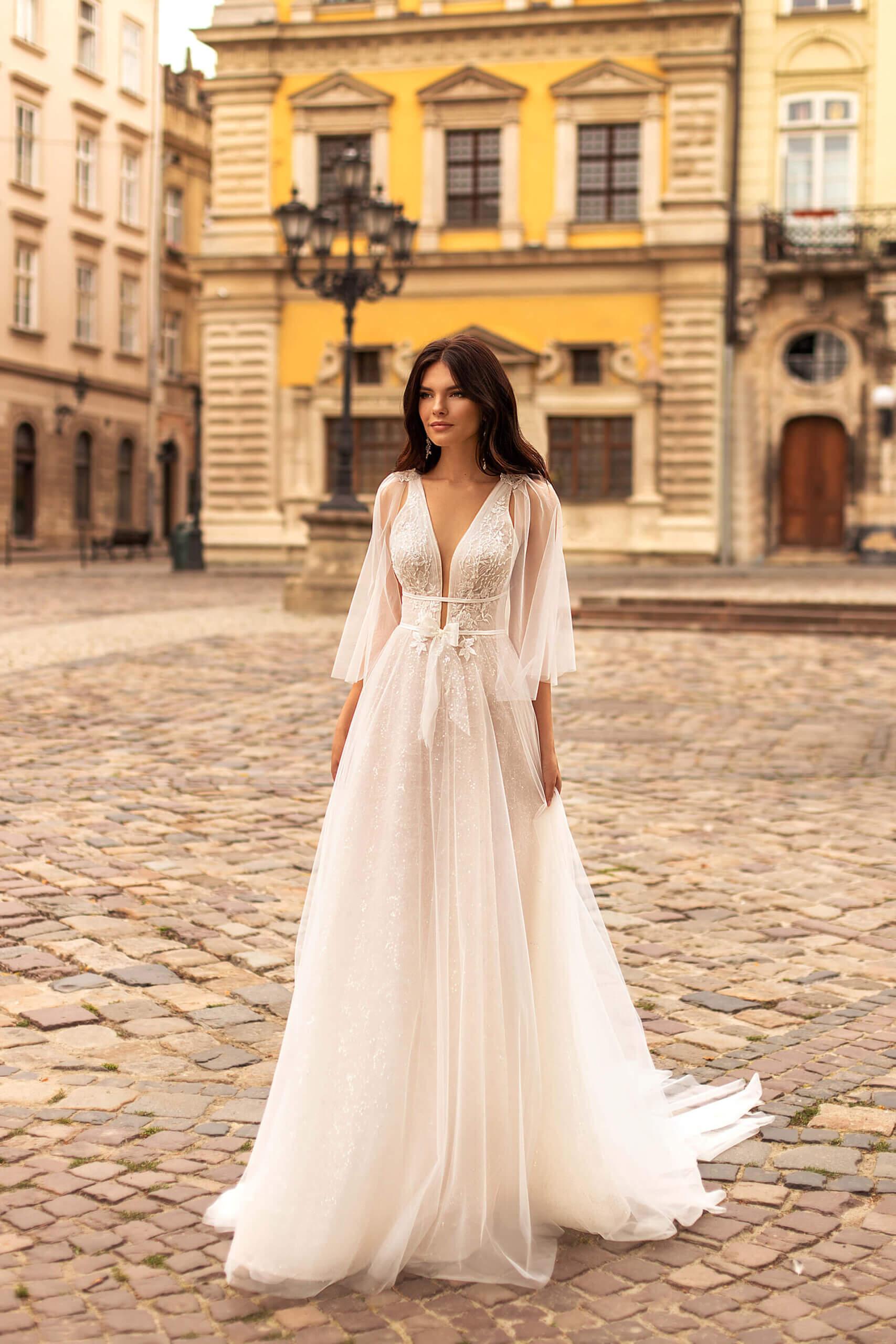 Свадебное платье Марлен, Коллекция Marcella, Anne-Mariée