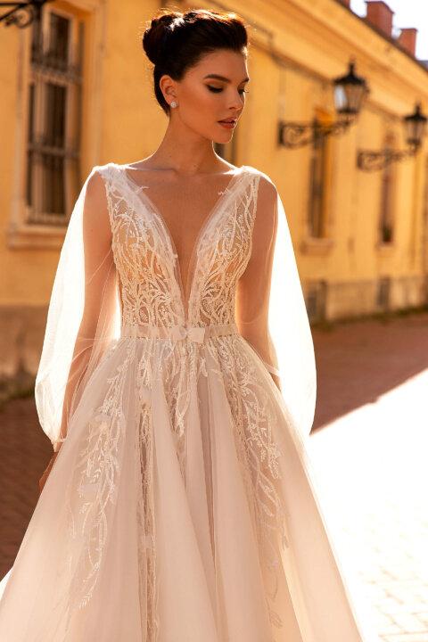 Свадебное платье Пелагия, Коллекция Marcella, Anne-Mariée