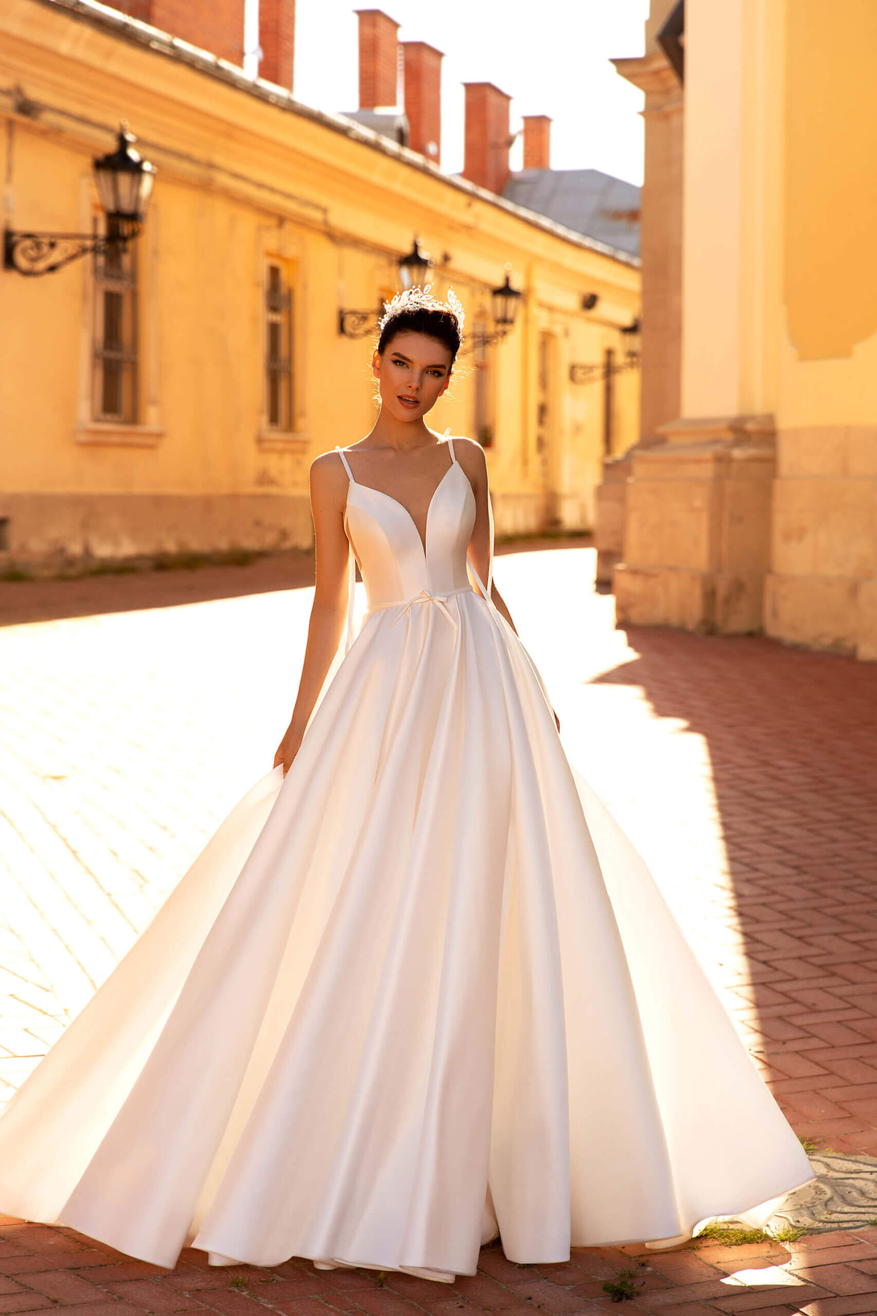 Свадебное платье Remi, Коллекция Marcella, Anne-Mariée