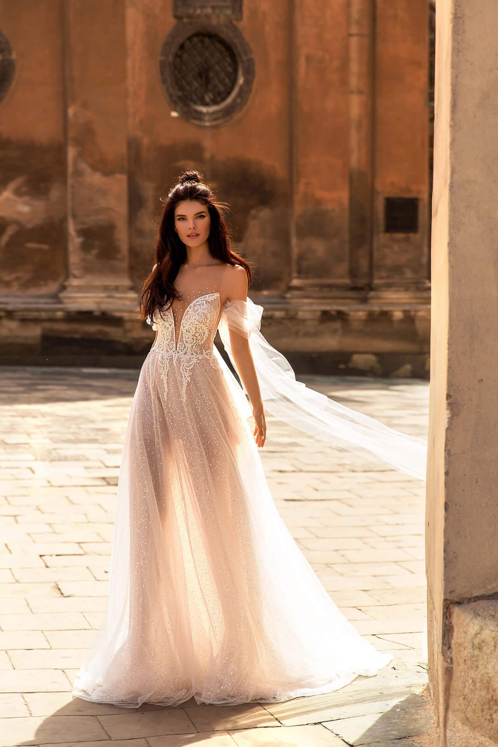 Свадебное платье Сибилла, Коллекция Marcella, Anne-Mariée