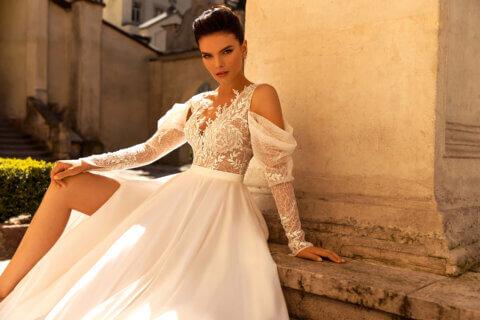 Свадебное платье Юлиана, Коллекция Marcella, Anne-Mariée