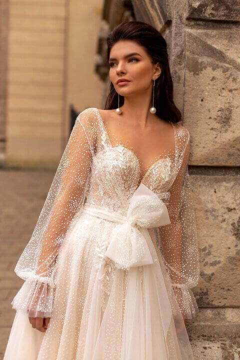 Свадебное платье Валэри, Коллекция Marcella, Anne-Mariée