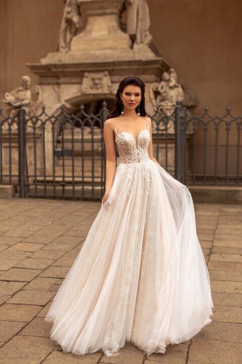 Свадебное платье Valerie, Коллекция Marcella, Anne-Mariée