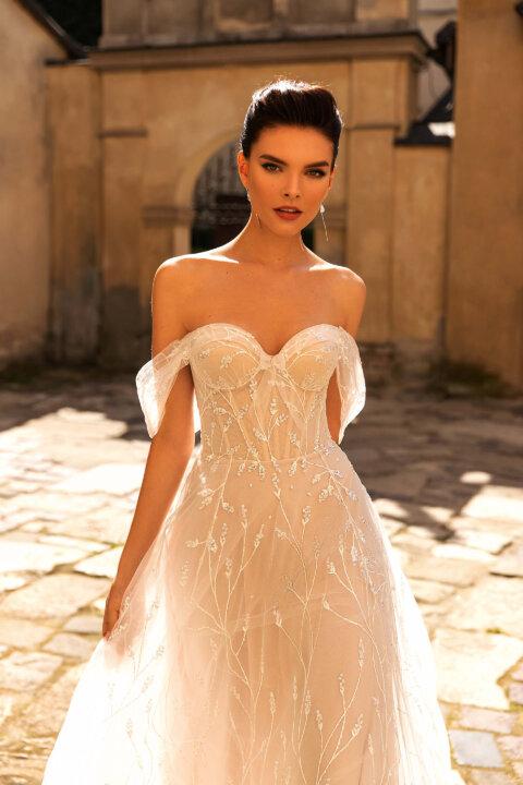 Свадебное платье Violet, Коллекция Marcella, Anne-Mariée