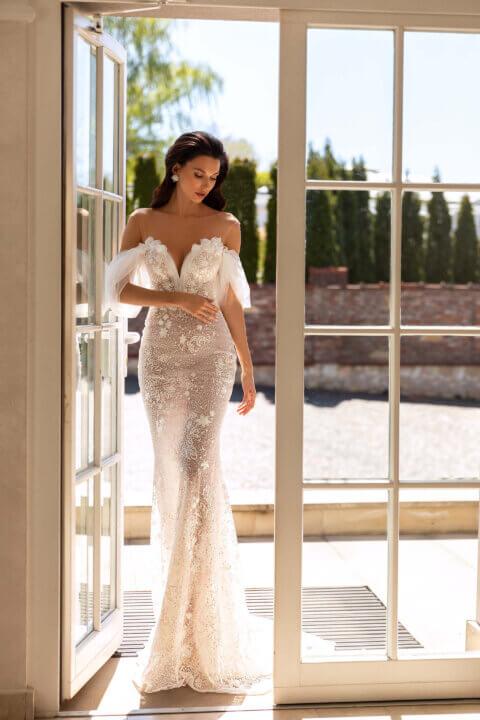 Свадебное платье Анэйс, Коллекция Elodie 2022, Anne-Mariée