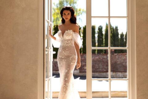 Свадебное платье Aneis, Коллекция Elodie 2022, Anne-Mariée