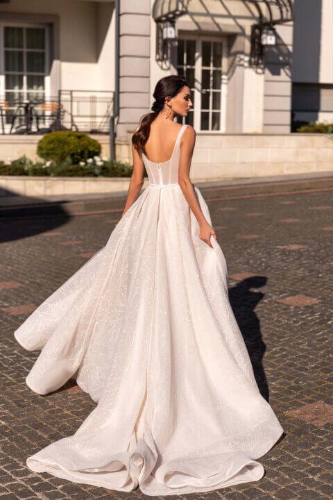 Свадебное платье Дэни, Коллекция Elodie 2022, Anne-Mariée