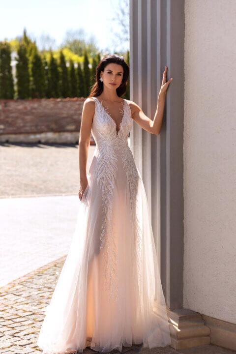 Свадебное платье Elinor, Коллекция Elodie 2022, Anne-Mariée