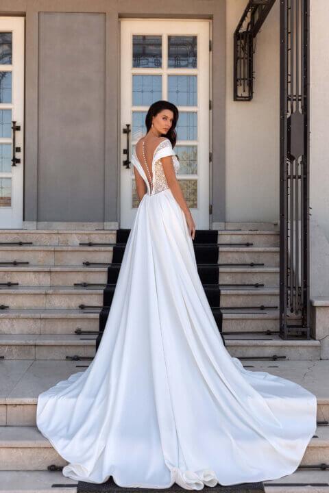 Свадебное платье Ewet, Коллекция Elodie 2022, Anne-Mariée