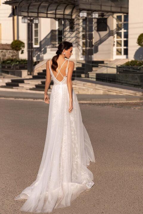 Свадебное платье Фабиен, Коллекция Elodie 2022, Anne-Mariée