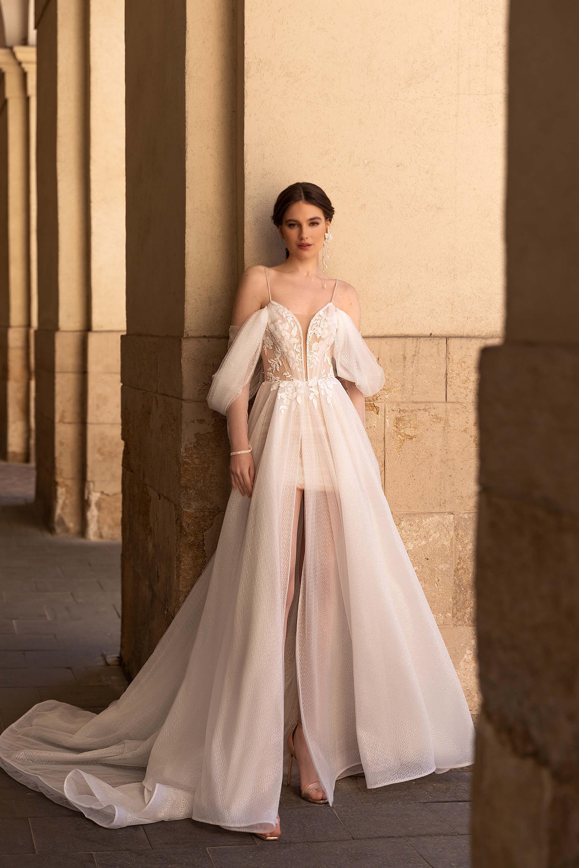 Свадебное платье Ориан, Коллекция Elodie 2022, Anne-Mariée