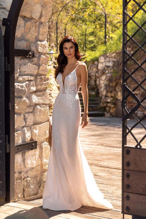 Свадебное платье Rezeda, Коллекция Elodie 2022, Anne-Mariée