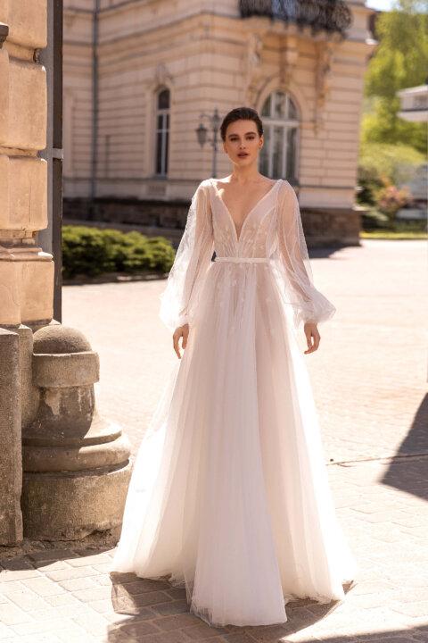 Свадебное платье Софи, Коллекция Elodie 2022, Anne-Mariée