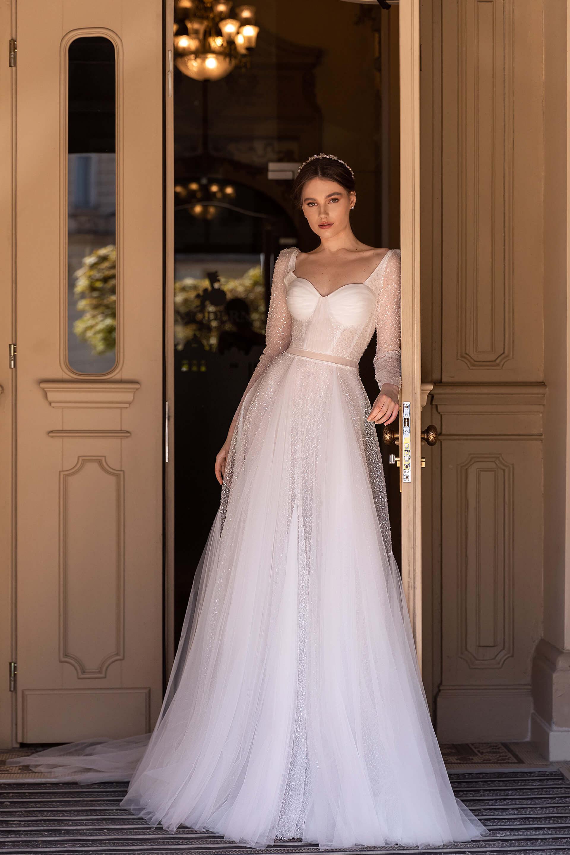 Свадебное платье Тэсса, Коллекция Elodie 2022, Anne-Mariée