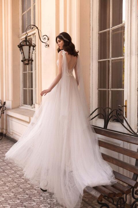 Свадебное платье Toinet, Коллекция Elodie 2022, Anne-Mariée